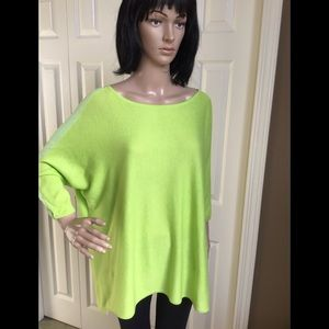 Bellissima Chartreuse Top